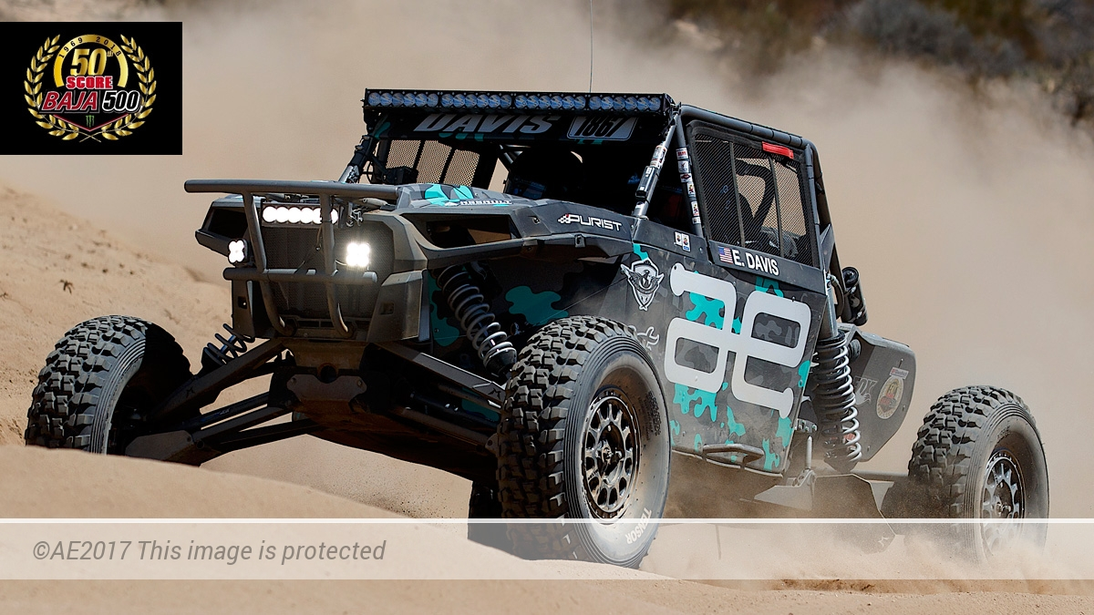 AE Motorsport x 50th Baja 500
