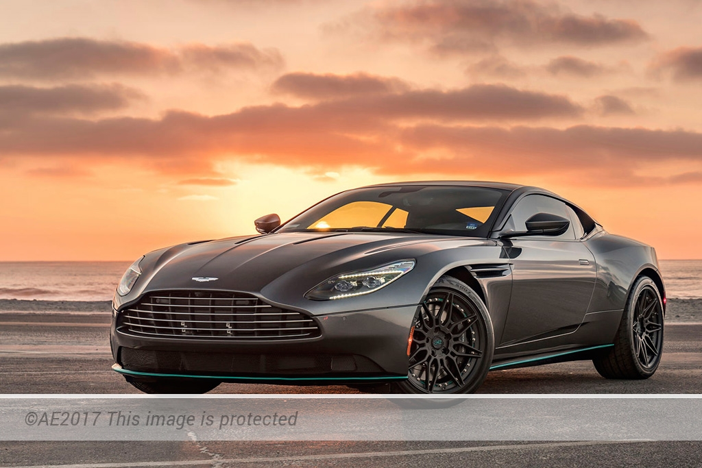 AE x Aston Martin DB11 AMR