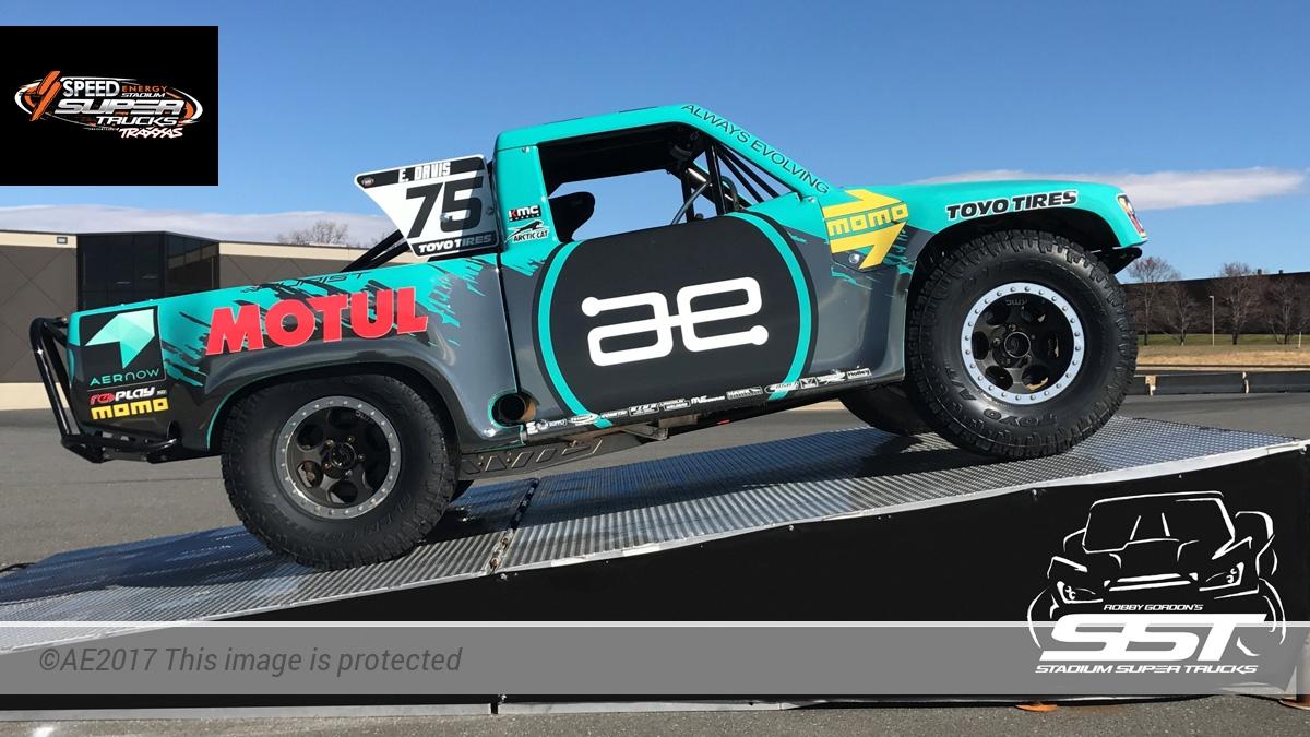 AE Motorsport x SST