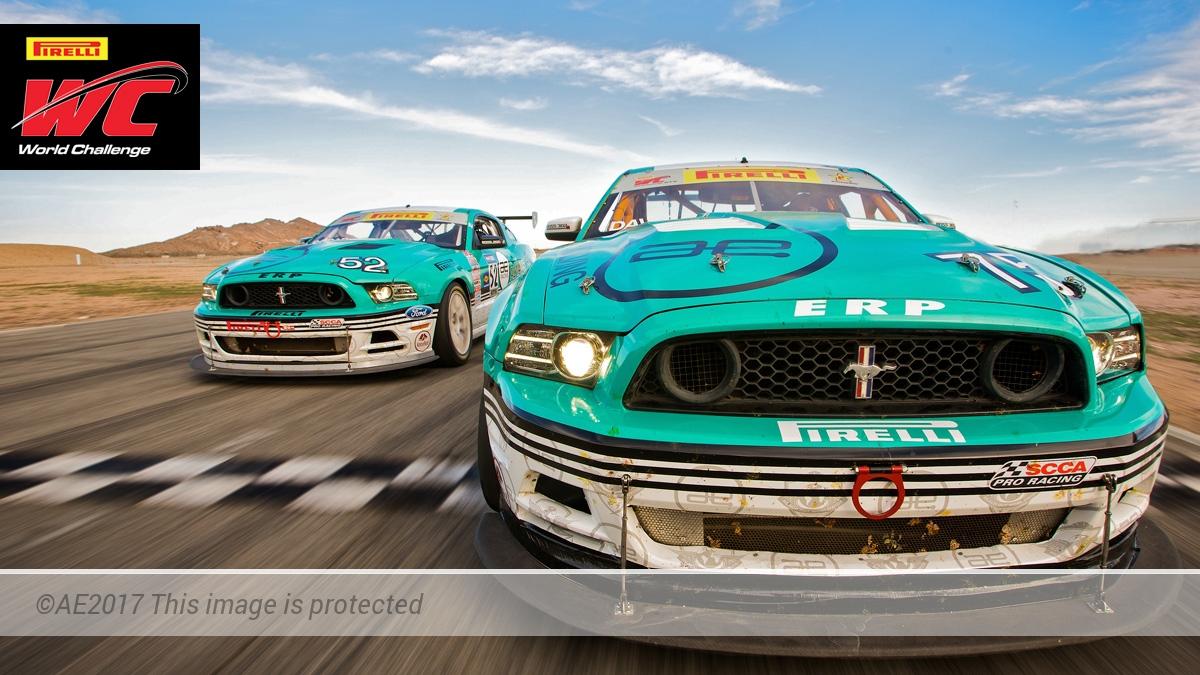 AE Motorsport x PWC x Mustangs