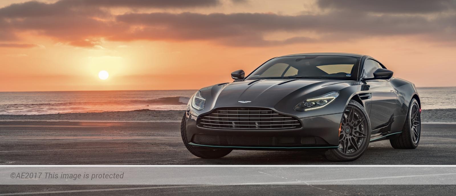 Always Evolving x Aston Martin DB11 AMR