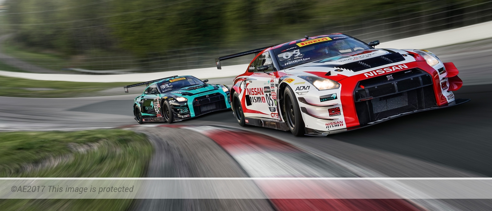AE Motorsport x PWC x Nissan GT-R GT3
