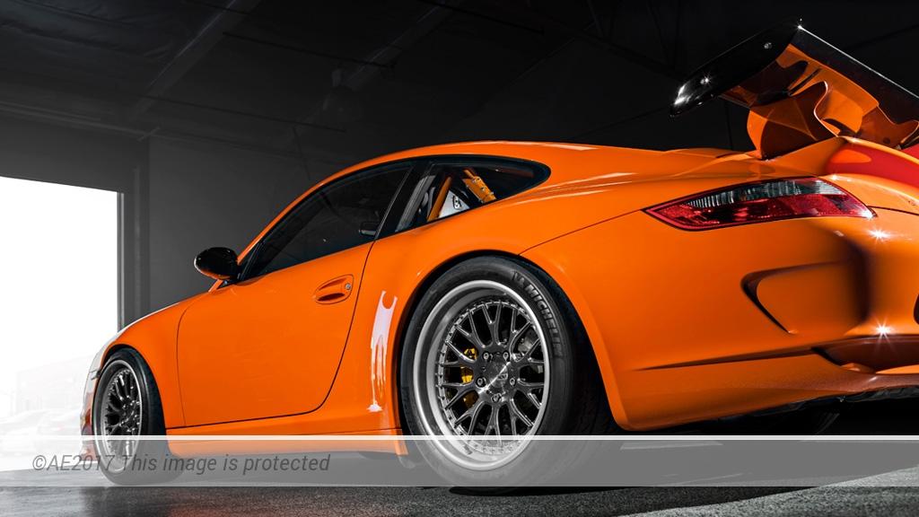 AE x Porsche GT3RS