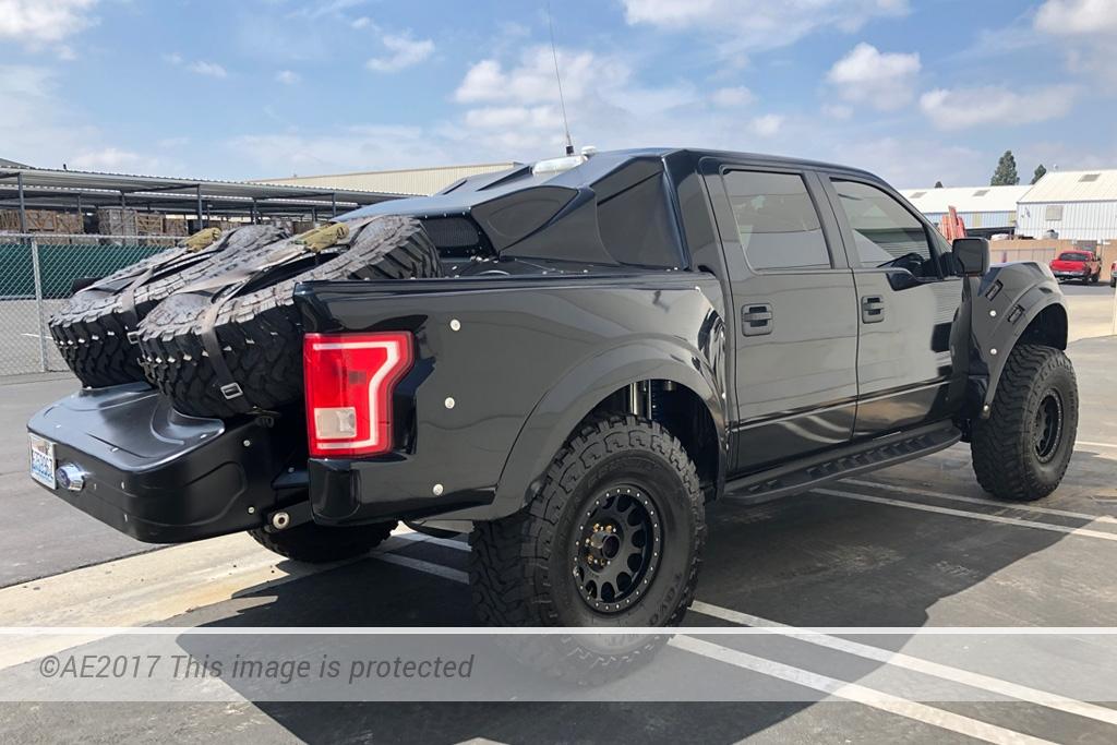 AE x Ford Pre-Raptor